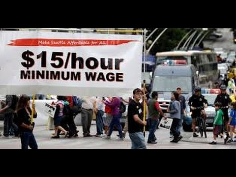 Seattle's minimum wage hikes are working