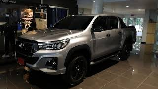 Tode Toyota presents Hilux Revo ROCCO 2.4 and 2.8
