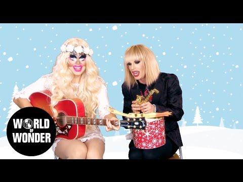 "UNHhhh Ep 36: ""Happy Holidaze"" w/ Trixie Mattel & Katya Zamolodchikova"