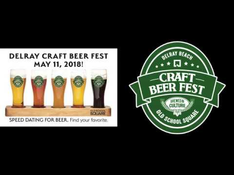 Delray Beach Craft Beer Fest 2018 with Artikal