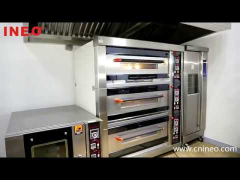 Commercial Stainless Steel Baking Equipment Cake/gas Or Electric Oven
