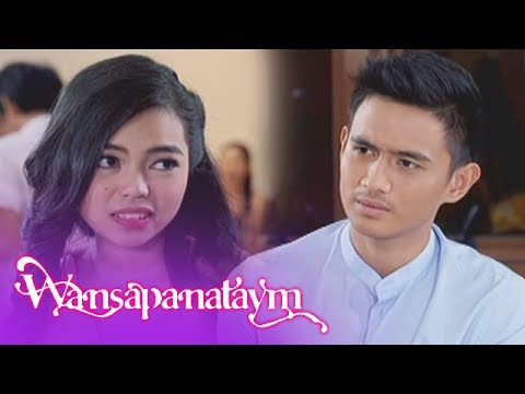 Wansapanataym: Lester shows his concern for Lottie