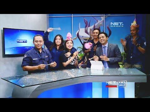"Talkshow ""Perjalanan 4 Tahun NET. TV Biro Jawa Timur"" - NET. JATIM - 동영상"