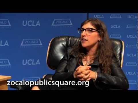"Mayim Bialik on Being a Neuroscientist--and Playing One on ""The Big Bang Theory"""