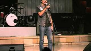 #StandUpNite4 - Soleh Solihun (Part 1 of 2)