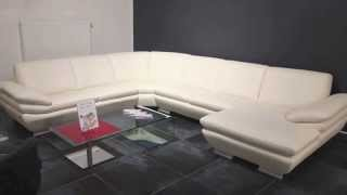 Euro sofa, moderné kožené sedačky
