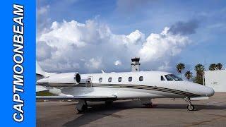 MIAMI STORMS, Cessna Citation Naples to Miami Executive and Southwest, Pilot Vlog 120