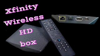 Xfinity Comcast 4K HDR cable BOX by Daymon Warren