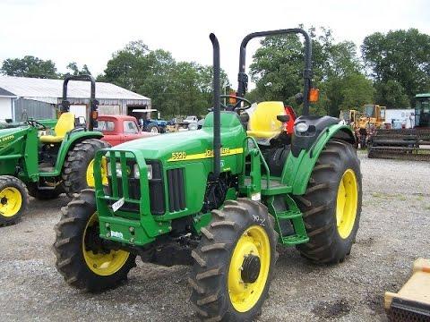 Georgia FFA CDE- Guide to Tractor Operations
