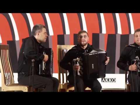 КВАРТЕТ БАЯНИСТОВ, Kolodub: Concertino * Левко Колодуб: Концертино ACCORDION Quartet AKKO Quartet