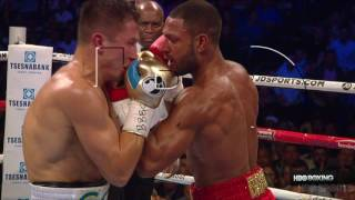 Golovkin vs. Brook 2016 – Full Fight (HBO Boxing)