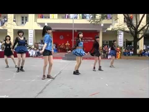 Cry Cry trường Lê Quý Đôn Cẩm Phả (29/3)
