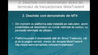 Demo Forex Admiral Markets