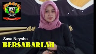 BERSABARLAH - Sasa Neysha Ragil Pongdut