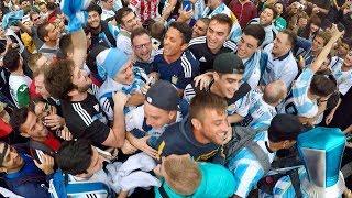 Argentina fans Singing Vaṁos Vamos Argentina | los fans de argentina | Argentina Copa America 2019