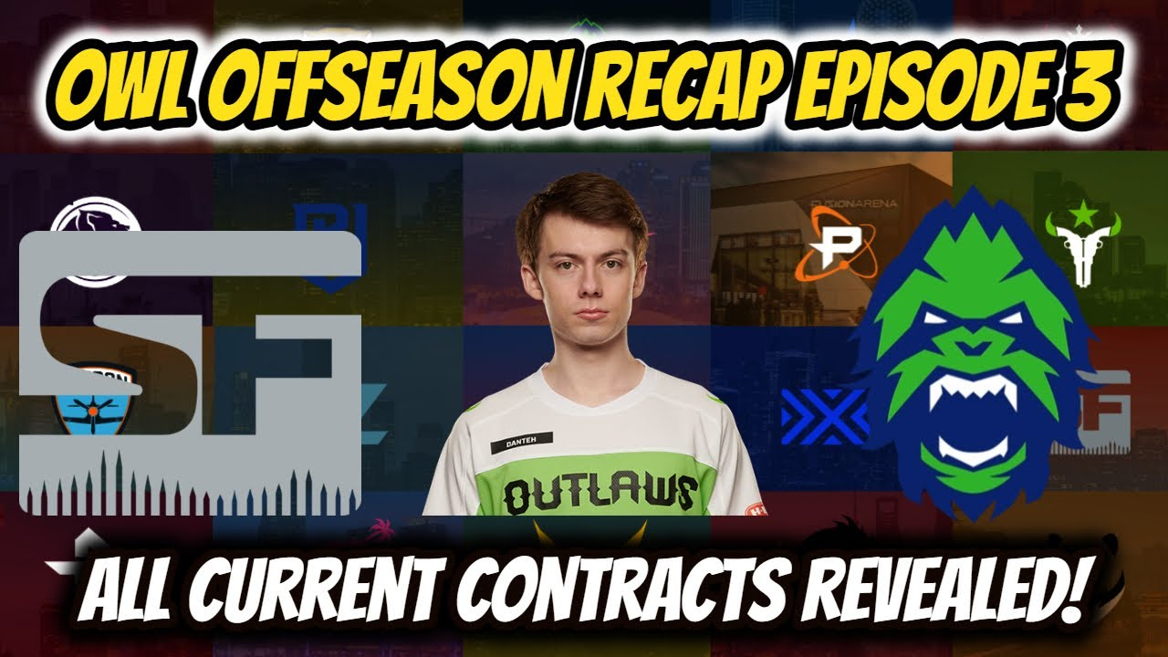 Download All Team Contracts Revealed! OWL Season 5 Offseason Recap Episode 3
