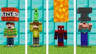 ÖLMENİN 1.000.000 YOLU! - Minecraft