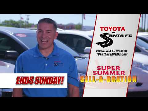 Last Chance 2017 Super Summer Toyota Of Santa Fe | New Mexico Toyota Dealer