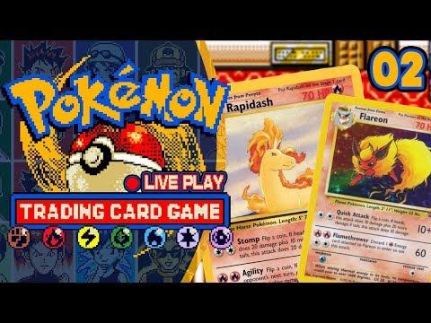 🔴 SCONFITTI AL CLUB FUOCO! - Pokémon Trading Card Game (GBC) #02