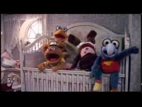 LIVE ACTION Muppet Babies Theme Song (RARE)