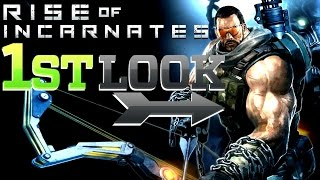 Rise of Incarnates - First Look