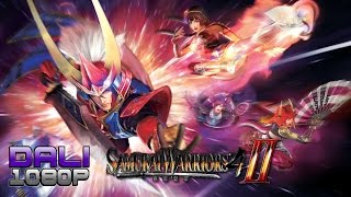 Samurai Warriors 4-II 'Love and Fear' PC Gameplay 60fps 1080p