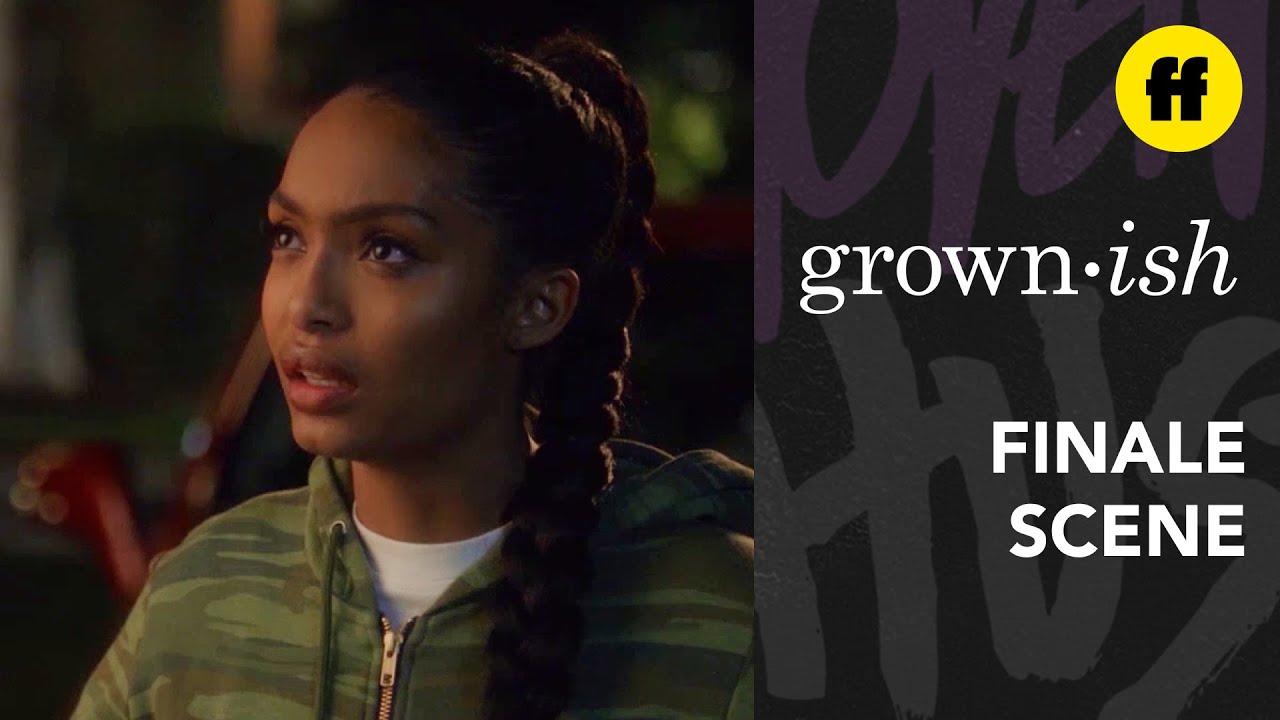 Download grown-ish Season 3 Finale | Zoey Steps Back from Aaron | Freeform