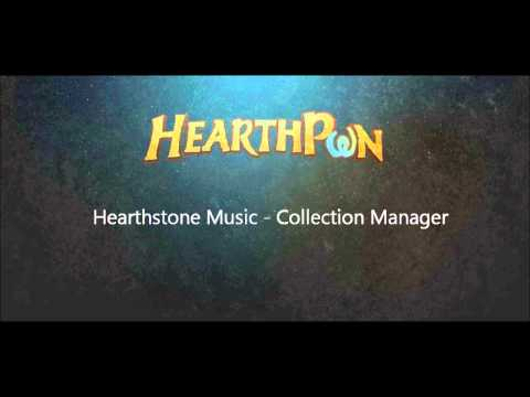 Hearthstone Soundtrack - Collection manager