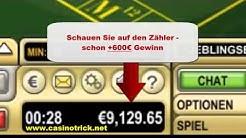Online Roulette Strategie - Roulette Strategie Erlaubt 2012