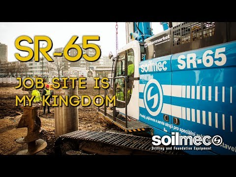 SR-65 EVO: Job site is my kingdom