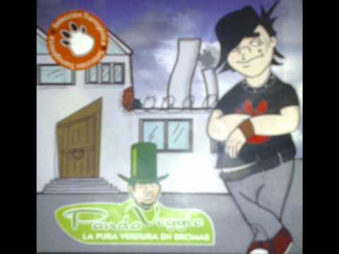 PandaShow-Panda veggie Trasgenica-Hulera-Broma