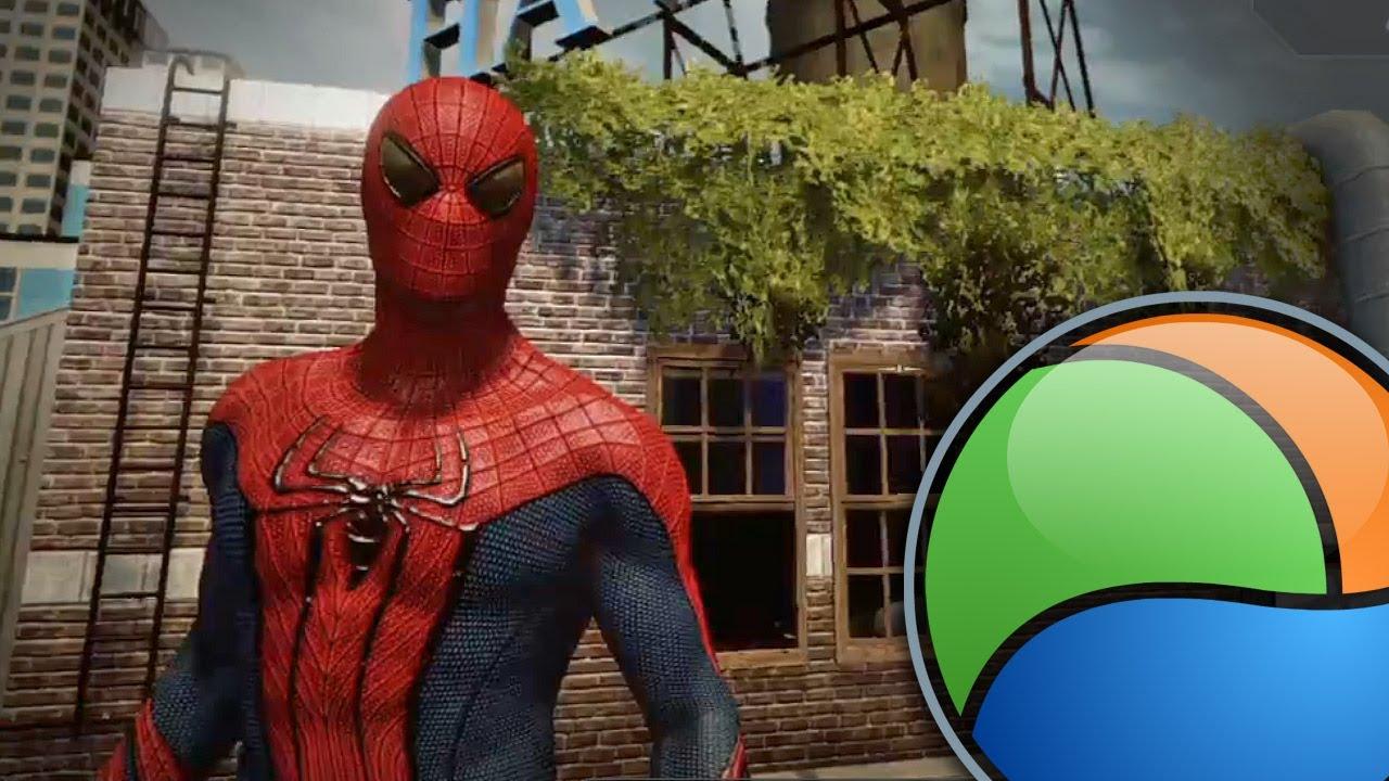 The Amazing Spider-Man [Gameplay] – Baixaki Jogos
