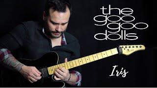 Iris ( Goo Goo Dolls ) - Guitar Version - Rod Rodrigues