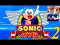 Sonic mania reaction FUNNY Battle Between KIDS at HOME - PART 2