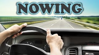 NOW-ing the Present Moment (In Driving)