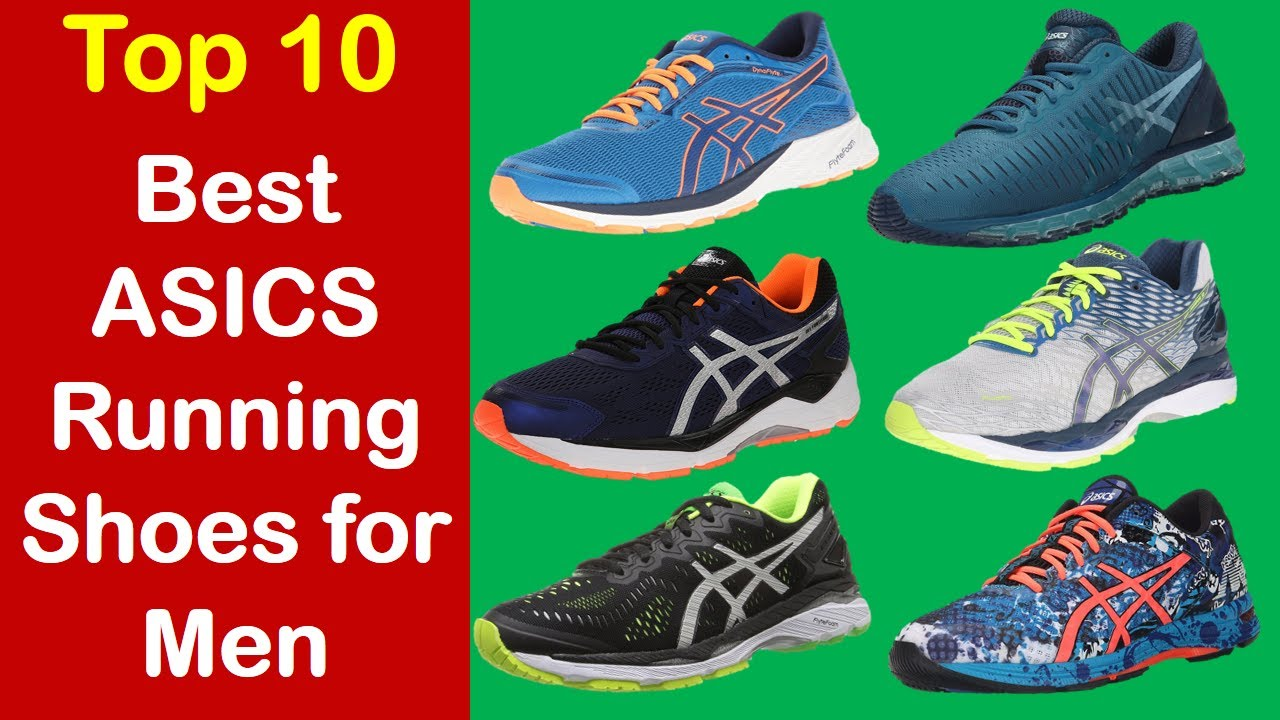 Best ASICS Running Shoes For Men – Best ASICS Running Shoes 2017