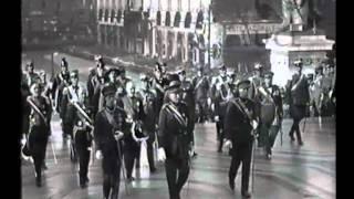 Il re del Belgio al Vittoriano