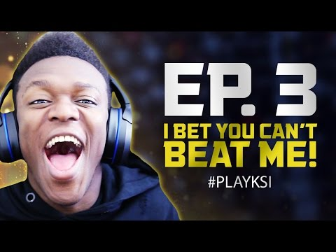 I BET YOU CAN'T BEAT ME - FFS? - EP 3