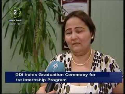 Kuwait's Dasman Diabetes Institute holds Graduation Ceremony for First Internship Program
