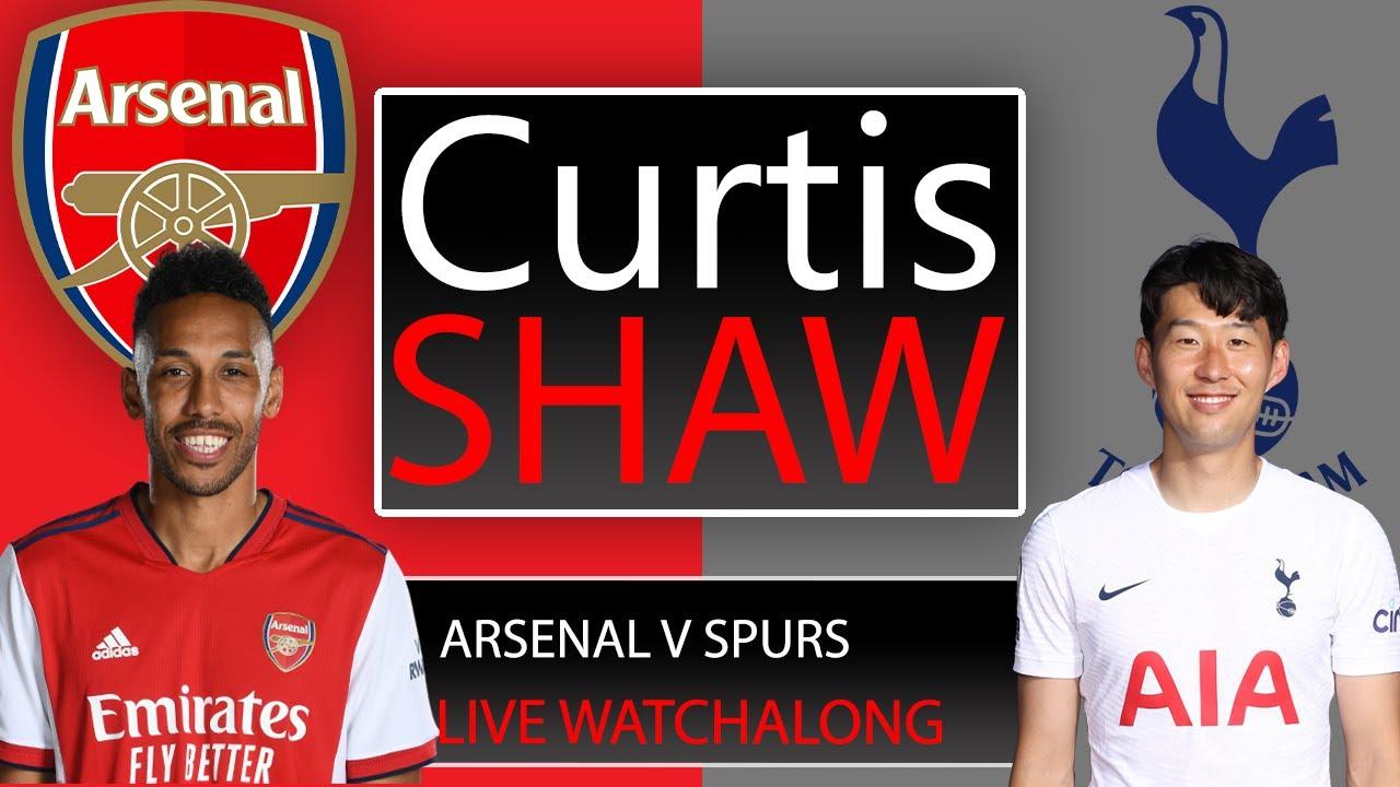 Download Arsenal v Tottenham Live Watchalong (Curtis Shaw TV)