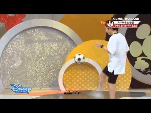 [THAISUB] 150820 XIUMIN -Mickey mouse club -CUT-