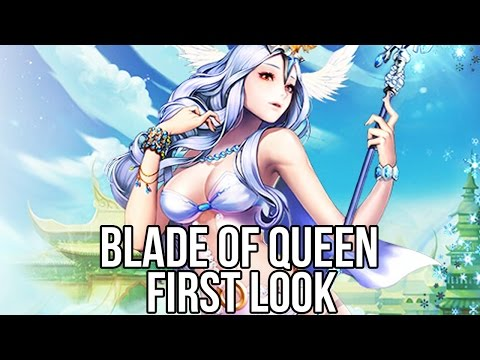 Blade of Queen (Free Adult MMORPG): Watcha Playin? Gameplay First Look