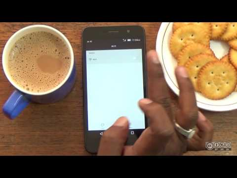 Launching a Browser and Navigating to Websites on SmartPhones