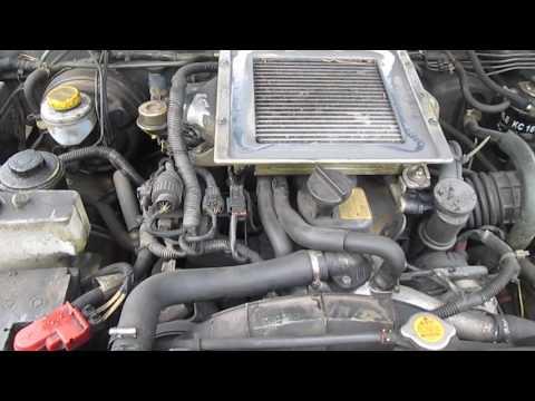 Nissan terano 2.7 TD engine 2004