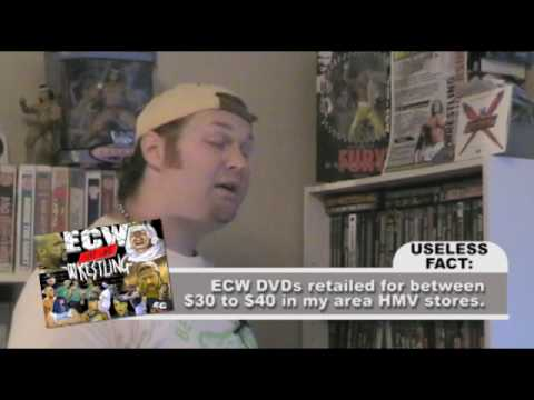 Rare Wrestling DVDs