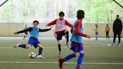 USM Viroflay : stage de foot à Clairefontaine avec la Fondation PSG #ChildrenFirst
