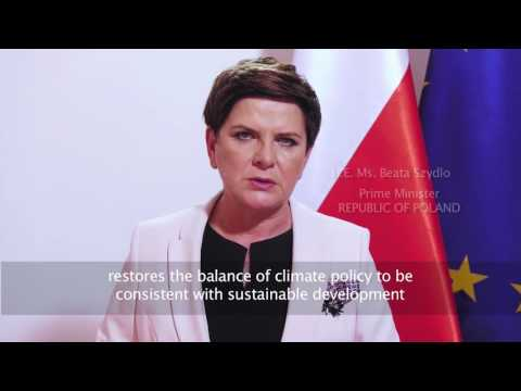 Poland: Statement 2016 UN Climate Change high-level event