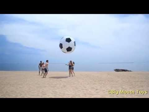 BigMouth - Inflatable Pool Float - Gigantic Soccer Ball | Toys R Us Canada