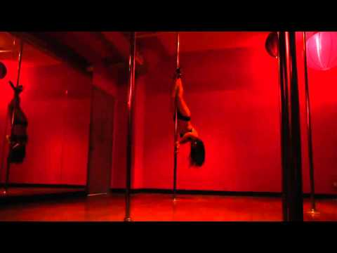 "New York Pole Dancing - July 2011 Recital - Missy Elliot ""The Rain"""