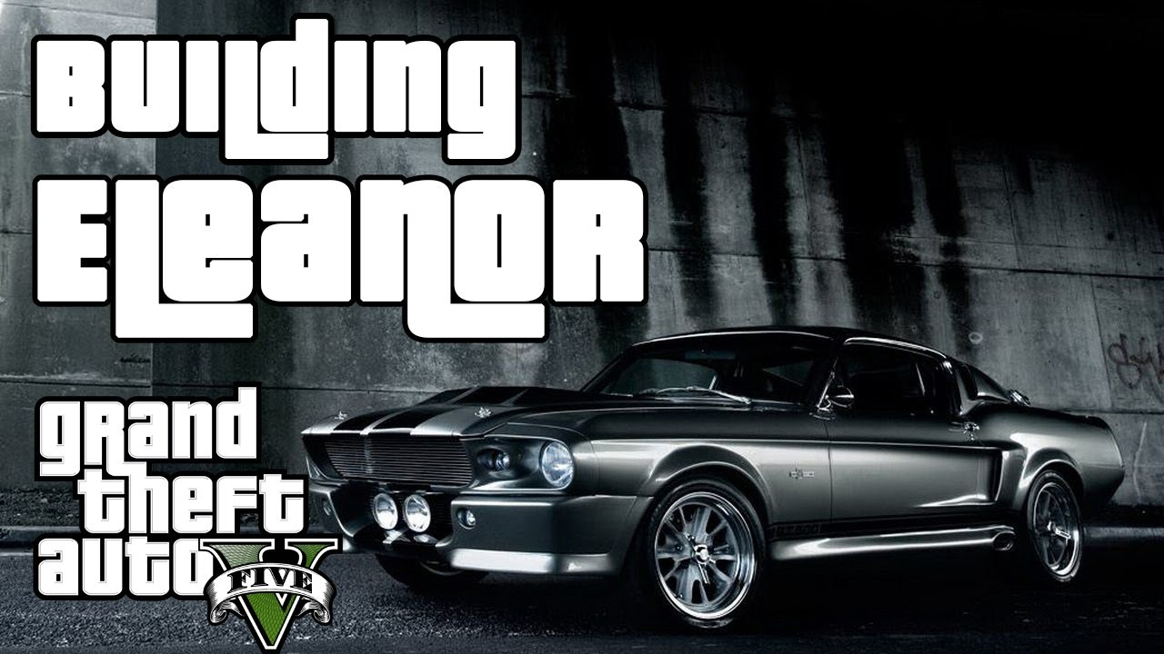 Gtav Building Eleanor From Quot Gone In Sixty Seconds Quot The